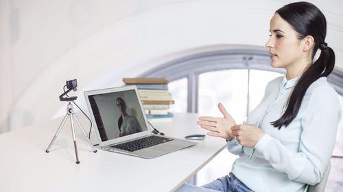 logitech webcam web