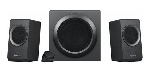 logitech z337 parlante bluetooth sonido 2.1 80 watts peak