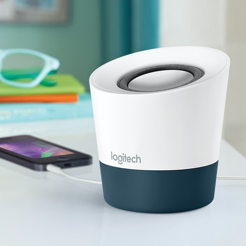 logitech z51, altavoz portátil usb · pequeño con gran sonido