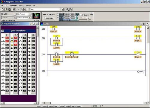 logix pro simulador ladder e planta com licença full