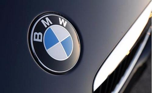 logo bmw capot
