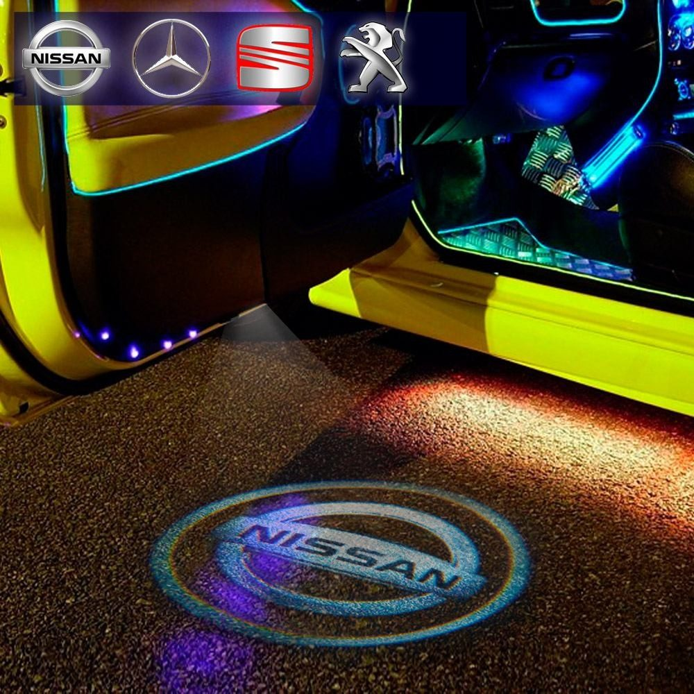 Logo de alta intensidad led de marcas para puertas de auto s 49 para puertas de auto cargando zoom thecheapjerseys Gallery