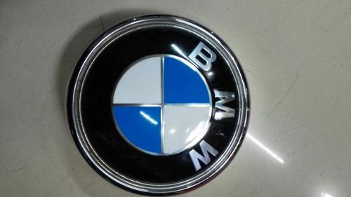 logo emblema bmw 9.6cm diametro usado original cod6364 asch