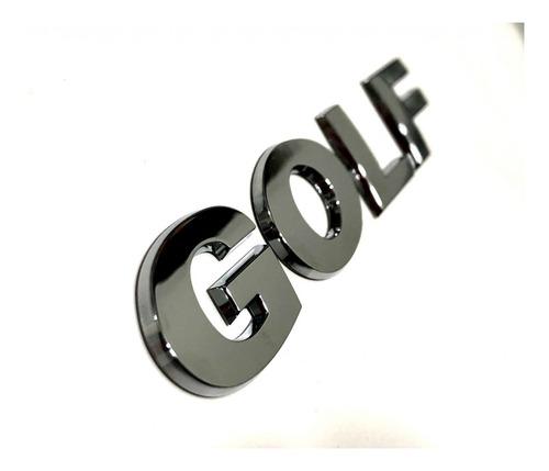 logo emblema vw golf - traseira !!!