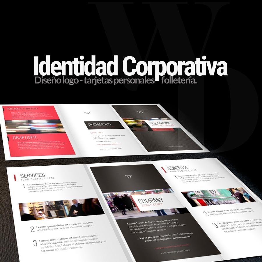 Logo Identidad De Marca Plantilla Mercadolibre Personalizada ...