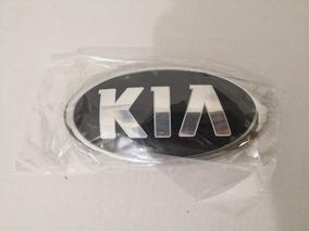 Logo Kia Morning Río Etc  12 X 6cm /vm