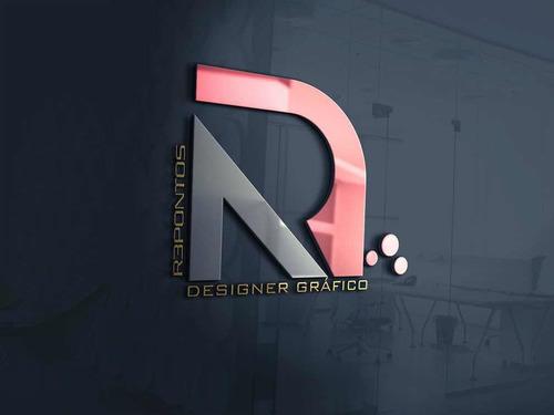logo logotipo logomarca criamos com rapidez e qualidade