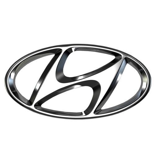 logo marca vehículo hyundai bakanisimo