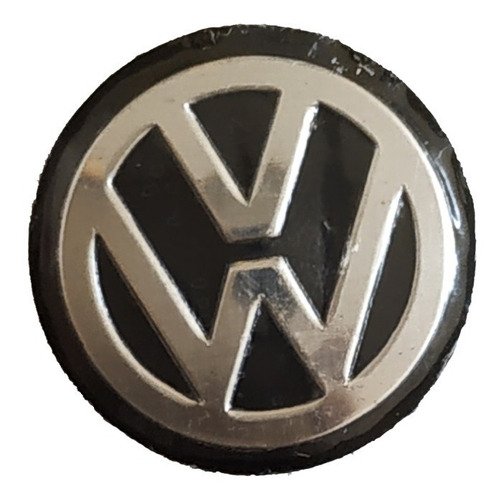 logo negro carcasa llave volkswagen jetta tamaño 14 mm