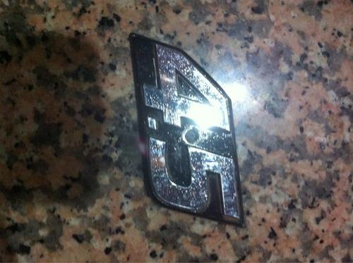 logo original de toyota 4.5 machito.