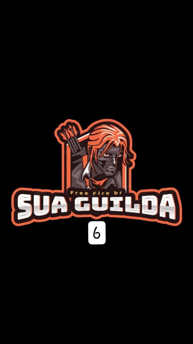 Logo Para Guilda Free Fire