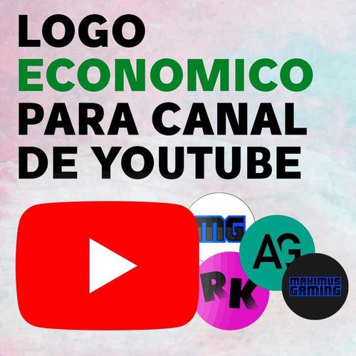 logo para youtube (económico)