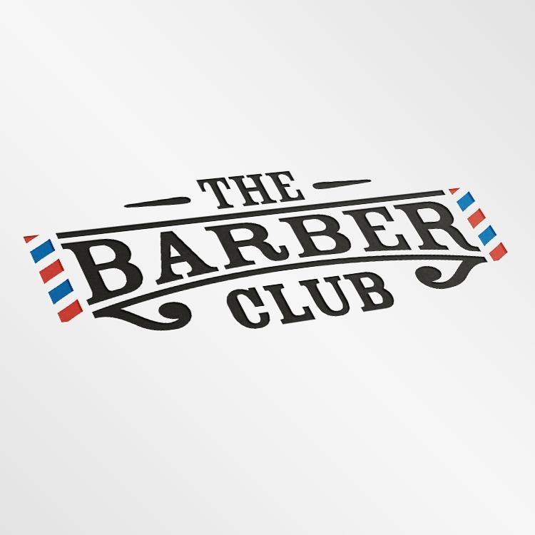 logomarca - logotipo - logo - arte - barbeiro - cabeleireiro