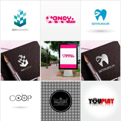 logomarca logotipo logo - criar logomarca profissional