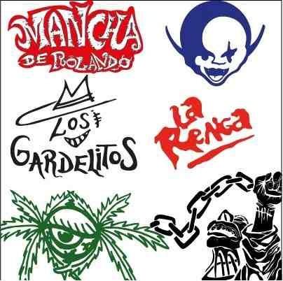 Logos Bandas Rock Pack Vectores El Mas Completo Entra Y Mira 69
