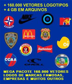 dde7ea82c 3900 Vetores De Marcas E Logotipos Prontos Para Edição! - Informática no  Mercado Livre Brasil