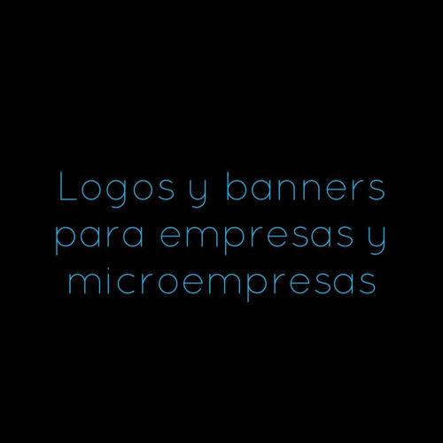 logos y banners para empresas y microempresas