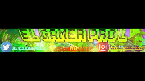 logos y/o banners para youtube