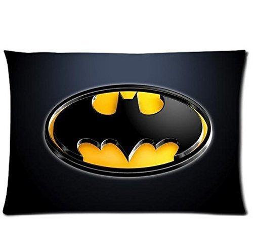logotipo de la funda de almohada personalizado superhéroe b