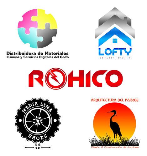 logotipo diseño gráfico logo original de negocio profesional
