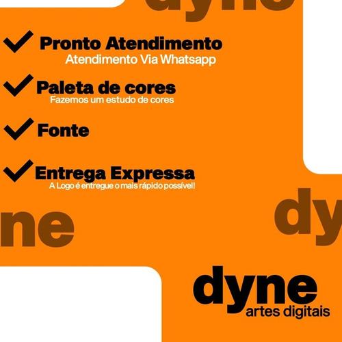logotipo, logomarca profissional (dyne artes digitais)