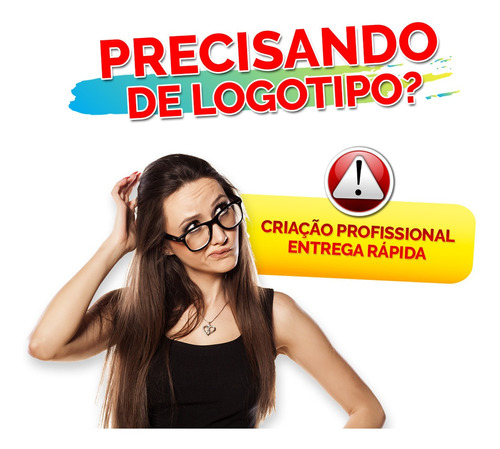 logotipo profissional - logomarca com entrega rápida