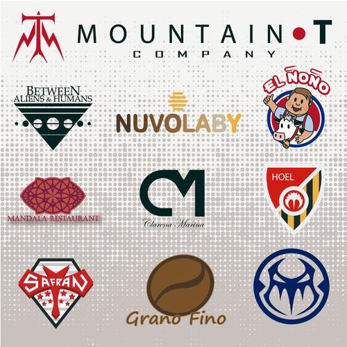 logotipos diseño gráfico edición fotográfica, flyers empresa