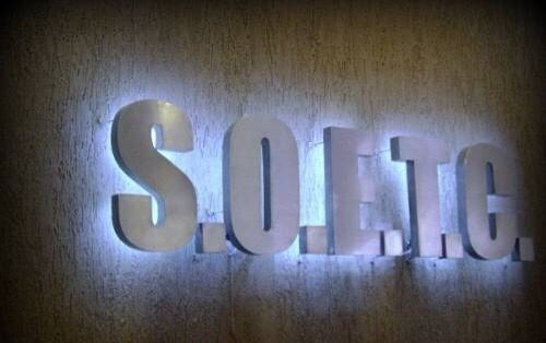 logotipos letras 3d letrero luminosos led  rafo 954155927