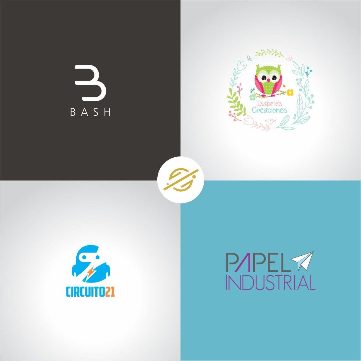 Logotipos Para Marca, Creacion De Logos, Oficinas