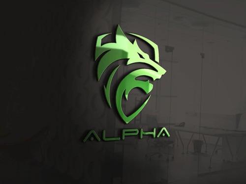 logotipos personalizados com alterações infinitas