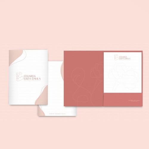 logotipos profissionais    marca   papelaria   designer