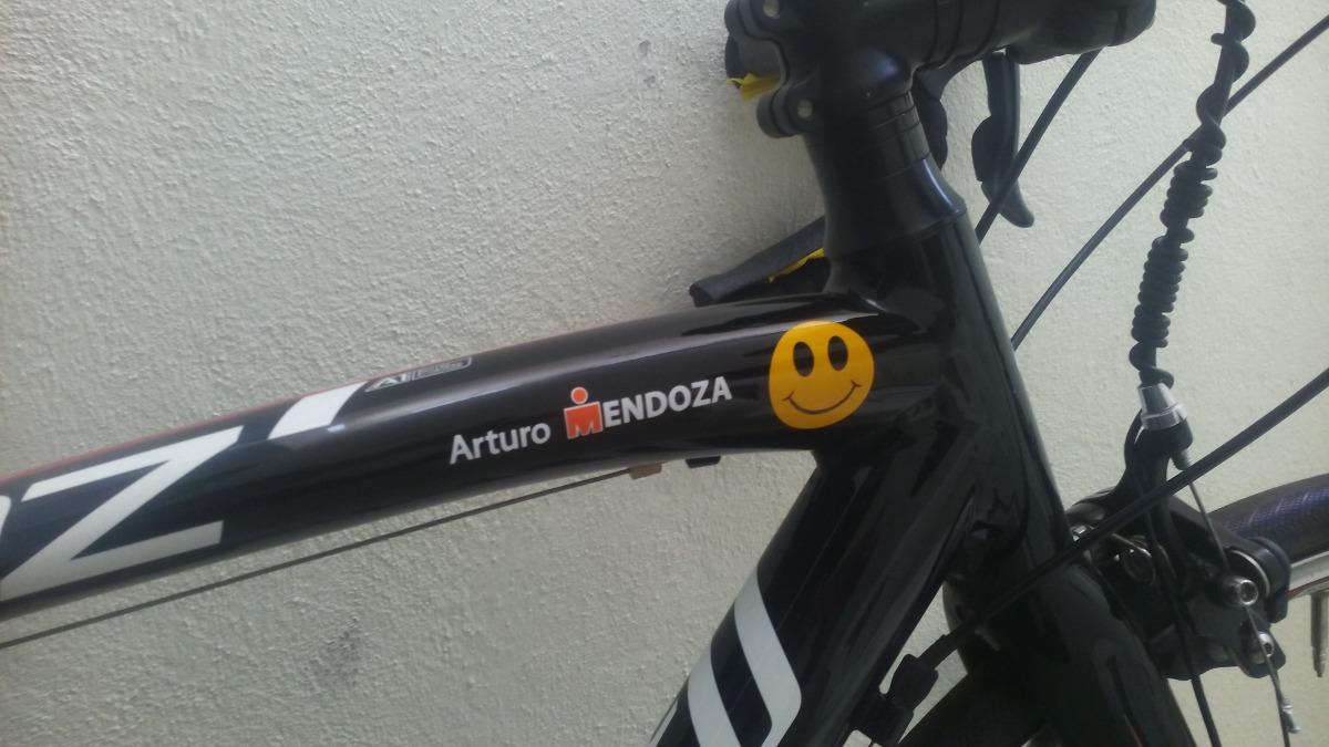 Logotipos/stickers En Vinil Para Bicicletas Personalizados ...