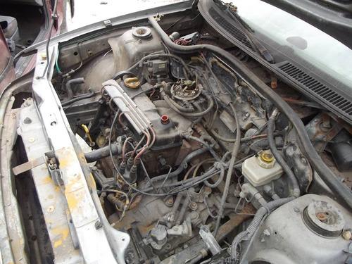 logus 1.8, altenador, motor, chicote- sucata em peças