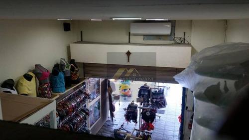 loja a venda ou locação, com 33 m², de frente para o mar, na aviação, praia grande, sp. , - lo0005