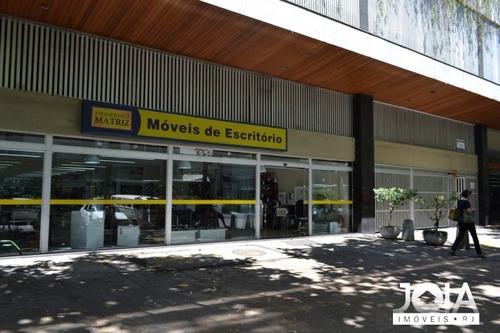 loja botafogo - 818 metros  - 125