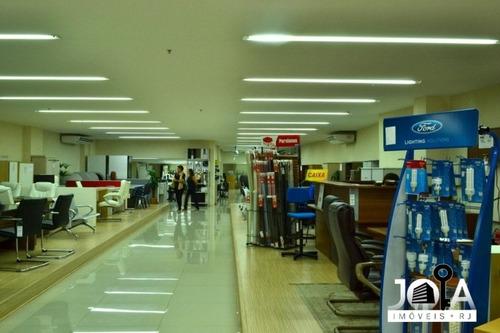 loja botafogo - 818 metros ja alugada - 125