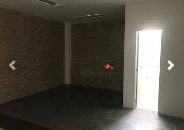 loja com 120 m² no bairro cristal - lo0166