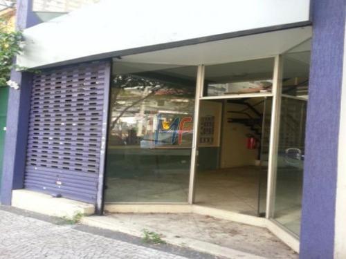 loja com 125 m2 , muito bem localizada a 200 m.da av rebouças e próximo a av paulista! - 1416