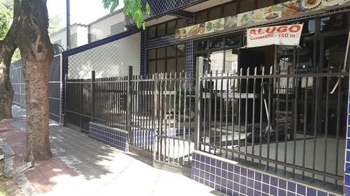 loja com 150m² no bairro horto, vitória - 1730
