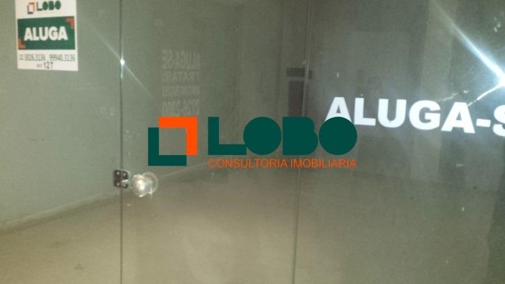 loja com 200 m² de frente, localização privilegiada  - 127