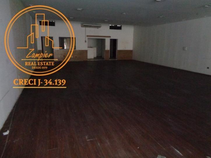 loja com 330m2 e 2 salões com 300m² cada - centro - santos - 1856