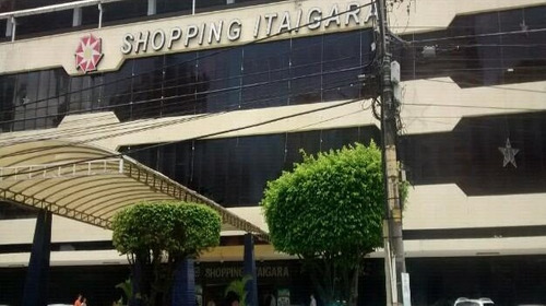 loja comercial  46 m², térrea shopping itaigara