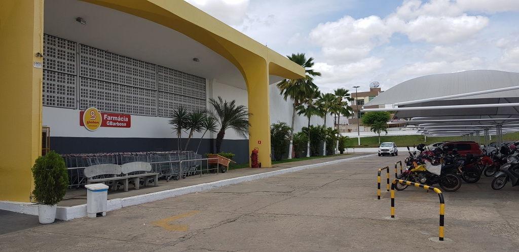 loja comercial com 16,92m²  no gbarbosa hiper lagarto/se - cp2312