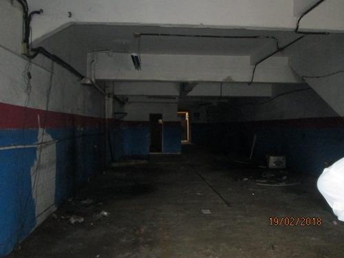 loja comercial na vila mathias 390 m2 área construída p/ loc
