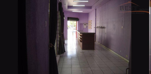 loja comercial para locação, água branca, são paulo. - lo0256