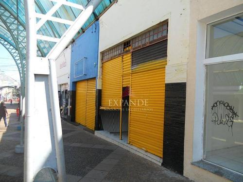 loja comercial para locação, centro, bauru - lo0007. - lo0007