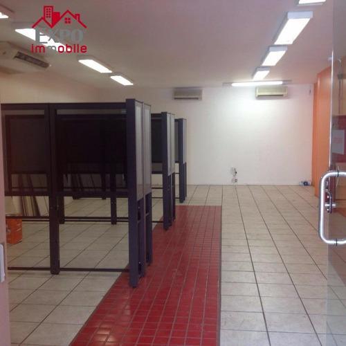 loja comercial para locação, centro, campinas. - lo0015