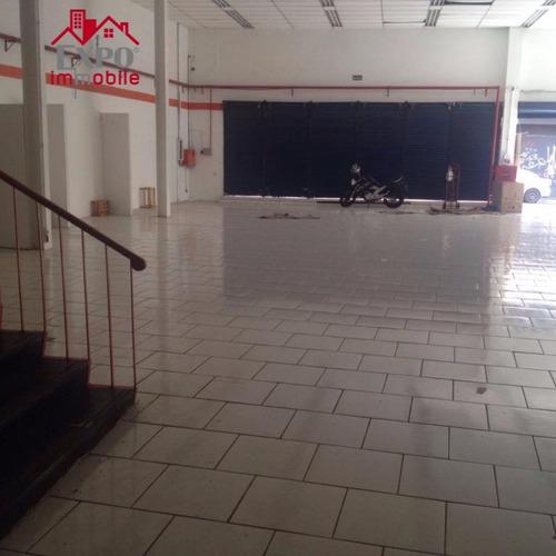 loja comercial para locação, centro, campinas. - lo0019