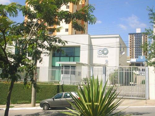 loja comercial para locação, parque residencial aquarius, são josé dos campos - ga0021. - lo0001