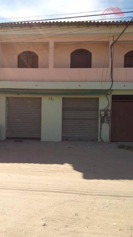 loja comercial para locação, rua do fogo, são pedro da aldeia. - lo0009